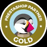 Logo Prestashop Partner Silver
