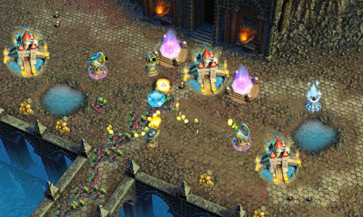 TowersN'Trolls - Jeu de tower defense sur Android