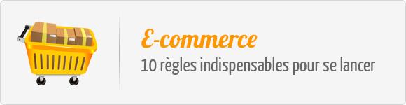 10 règles e-commerce