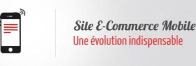 Site E-Commerce Mobile : une évolution indispensable