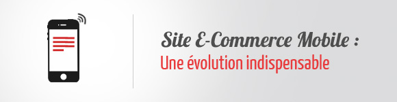 Site E-Commerce Mobile