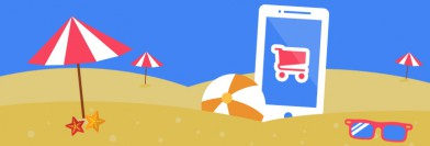 Comment communiquer en été sur son site e-commerce