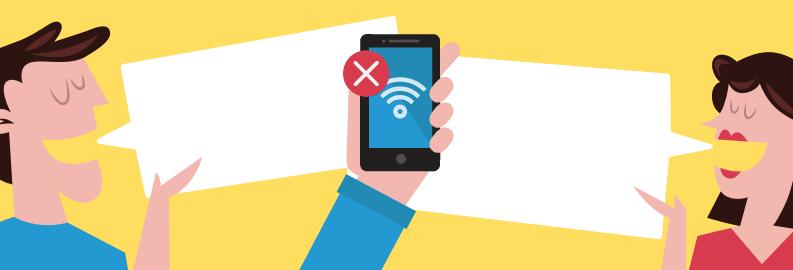 L'importance de la communication offline