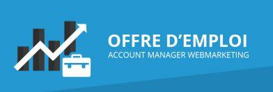 Account Manager Webmarketing