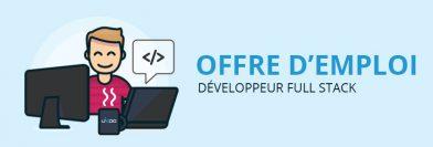 Développeur Full-stack H/F